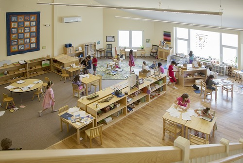 Hollis Montessori - Certified Passive House — Zeroenergy Design