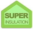 Low-energy, super-insulated homes