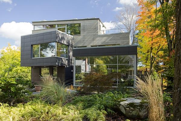 Brookline Modern Residence