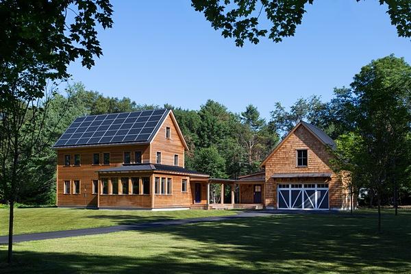 Lincoln Net Positive Farmhouse