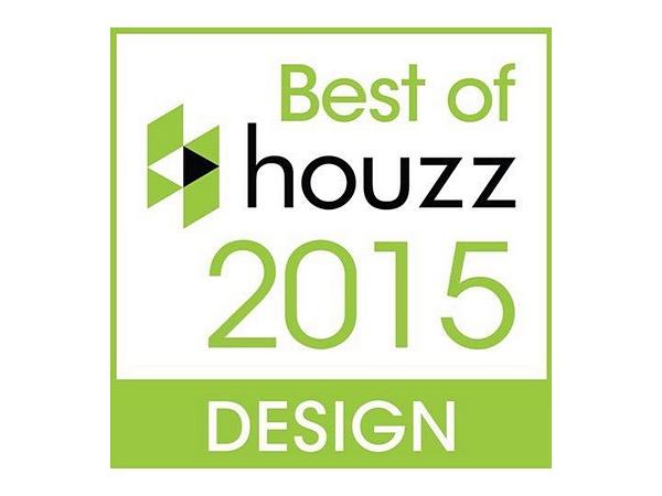 BEST OF HOUZZ Design Award & Service Award