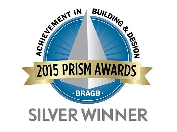 PRISM AWARD 2015 Silver Award - Brookline Residence