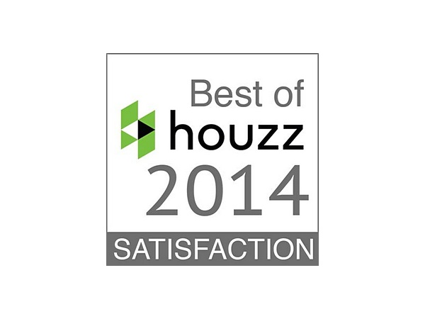 BEST OF HOUZZ Award 2014