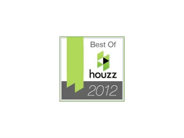 BEST OF HOUZZ Award 2012