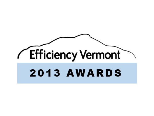 EFFICIENCY VERMONT AWARD Best Energy-Efficient New Construction