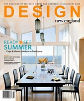 Design New England Cover Story