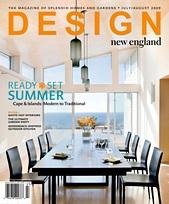 Design New England Cover Story