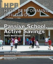 High Performance Buildings Cover Story