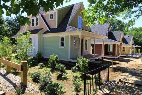 Green community green community passive house