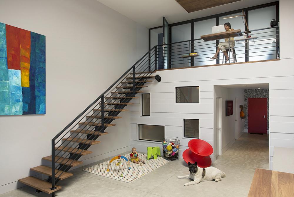 Modern Boston Loft