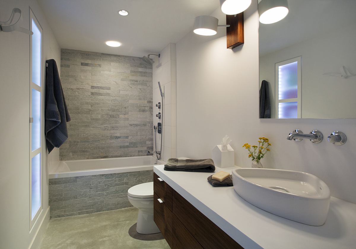 Boston Family Loft - Modern Loft Design — ZeroEnergy Design - Boston ...