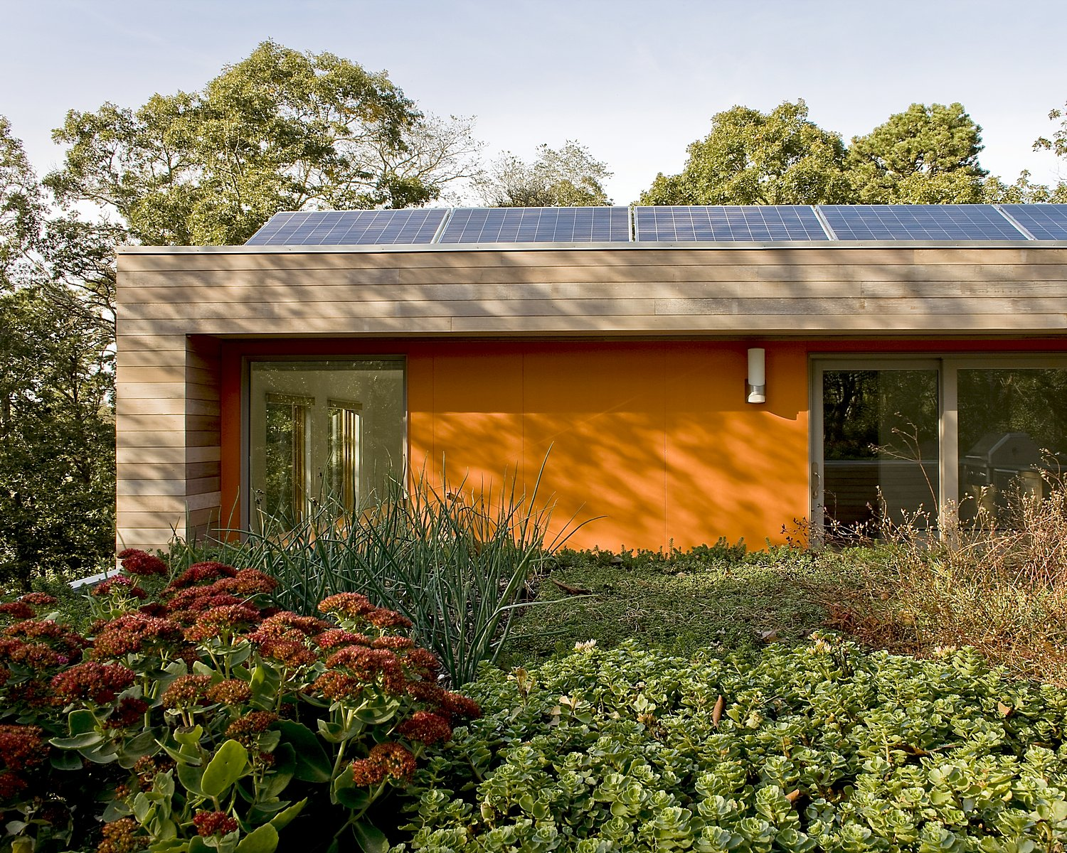 Orleans Modern Green Home — ZeroEnergy Design - Boston Green Home ...