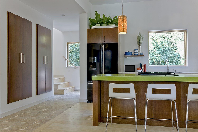 Orleans Modern Green Home — ZeroEnergy Design - Boston Green Home on