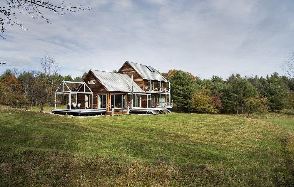 Vermont Passive Home