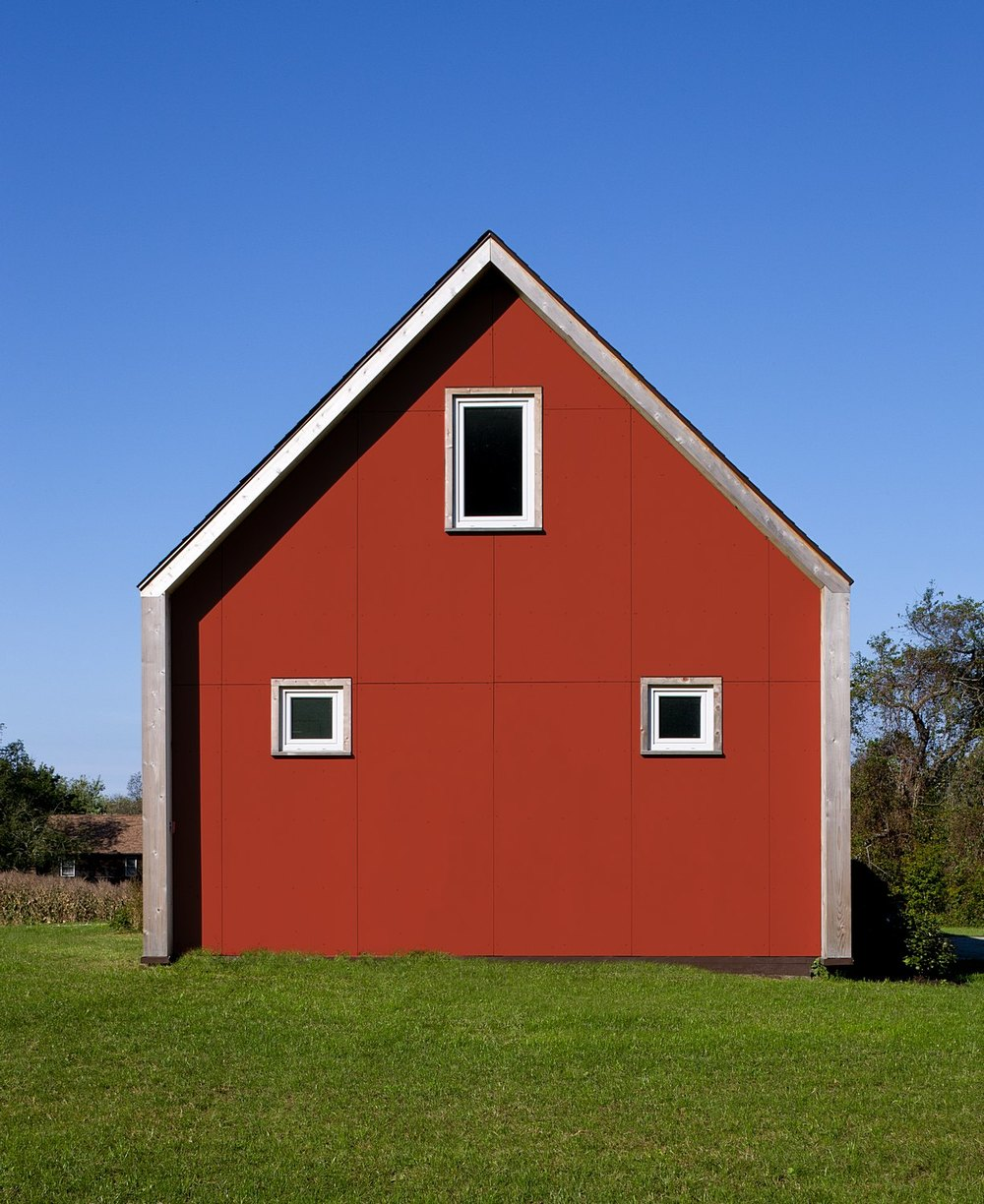 Front Elevation Gable Home ...