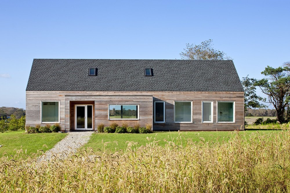 passive house retreat - leed gold certified — zeroenergy design