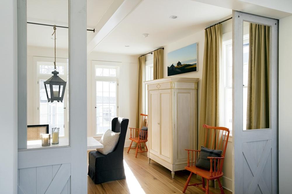 Eco-friendly home in Massachusetts