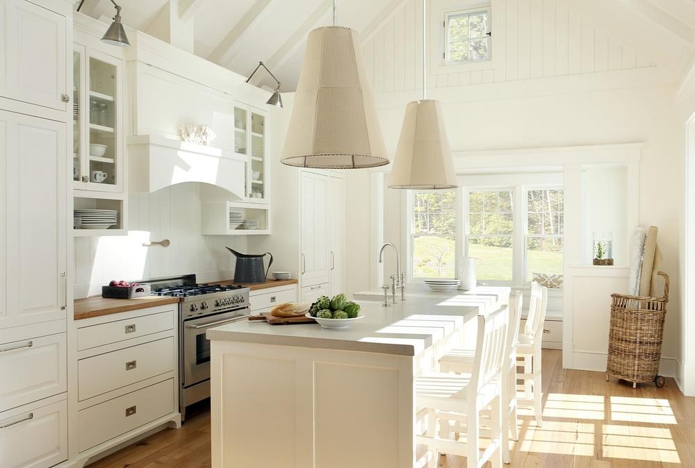 Daylight kitchen lighting