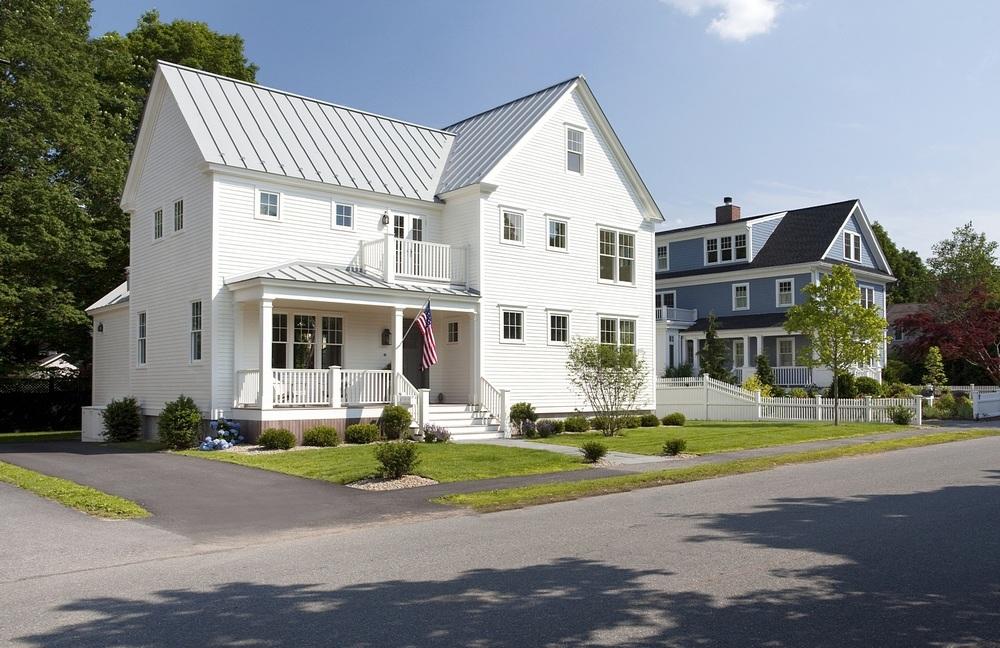 Green home design Massachusetts