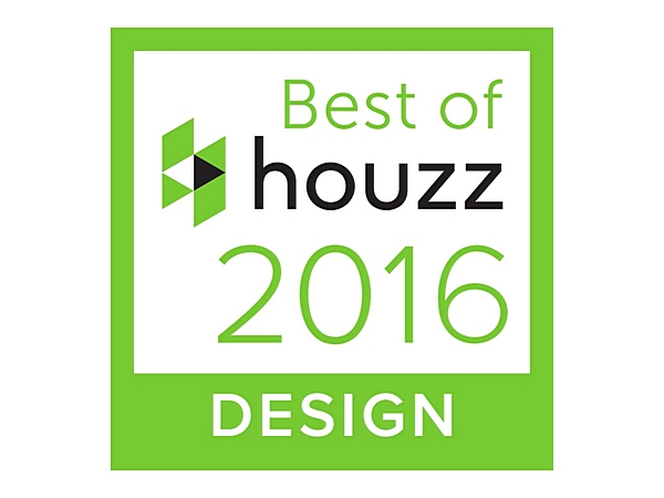 BEST OF HOUZZ 2016 Design Award & Service Award
