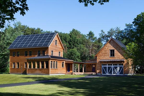 GREEN HOME PORTFOLIO ZEDu0027s Portfolio Of Past Work Includes Homes That  Achieve Net Zero Energy,