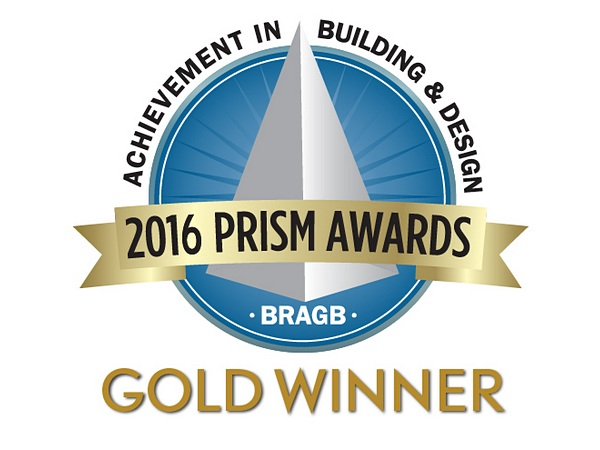 PRISM GOLD AWARDS 2016 Best NetZero/Passive House