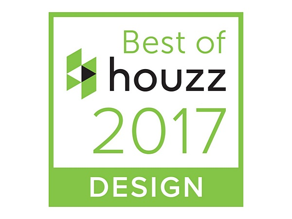 BEST OF HOUZZ 2017 Design Award