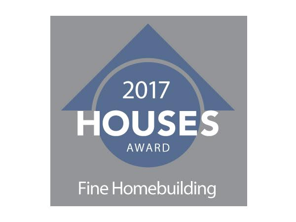 BEST ENERGY-SMART HOME 2017 Fine Homebuilding Magazine