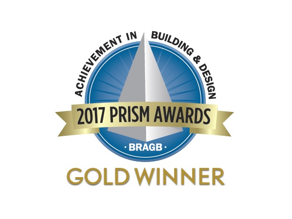 PRISM AWARDS 2017 - GOLD  Best Energy Efficient Project