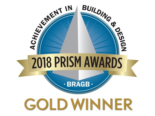 PRISM AWARDS 2018 - GOLD  Best Single Family Home