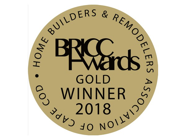 BRICC AWARDS 2018 - GOLD  Best Single Family Home