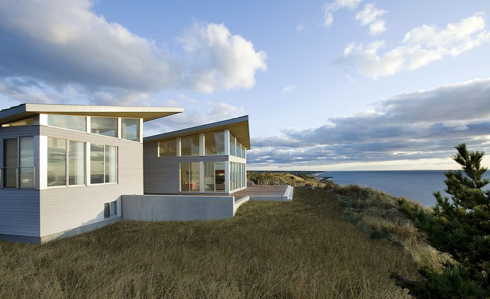 Cape Cod Modern Beach House