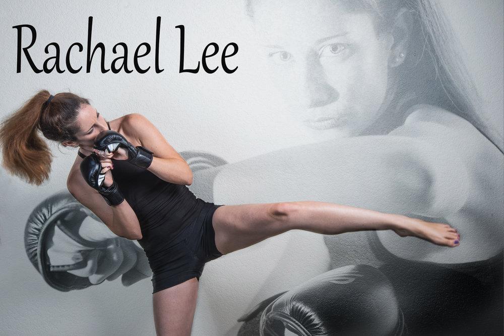 Kickboxer photo shoot