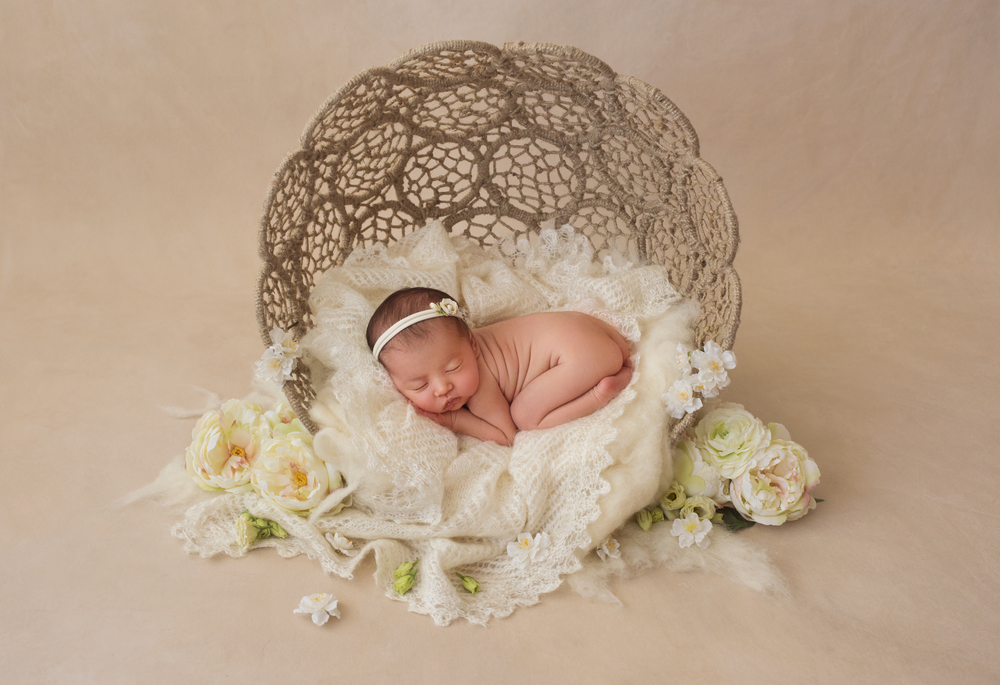 Willow Kamila Boyd, newborn shoot 10 days old