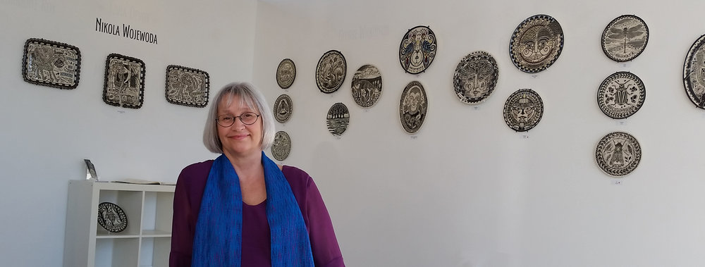 Thank you to Teresa Seaton for a wonderful experience showing at her lovely studio gallery.