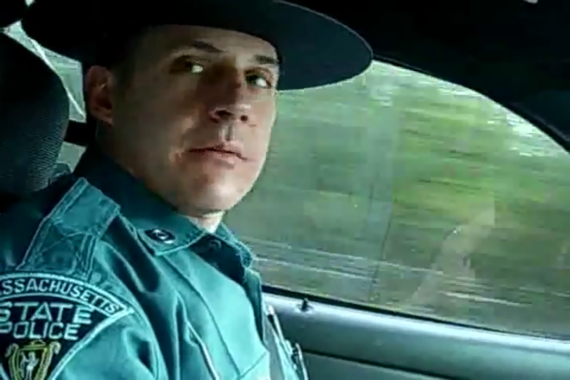 Data show small number of state troopers receive repeated complaints