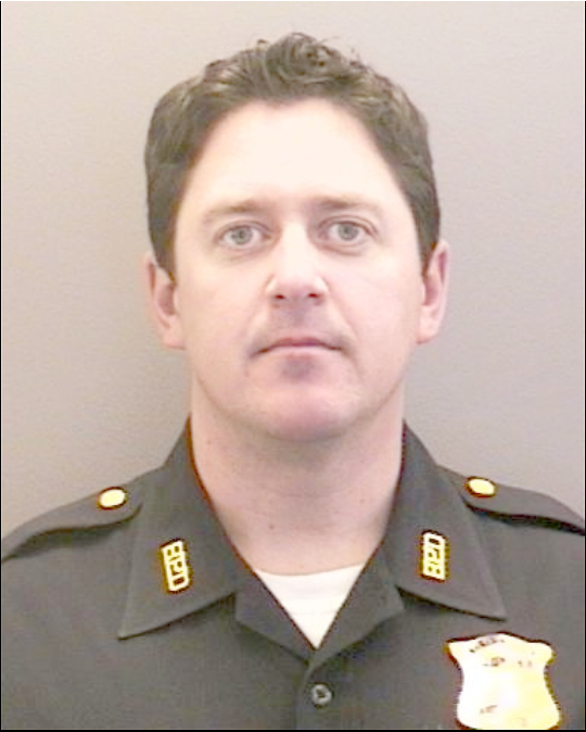 Boston Police Lieutenant Michael McCarthy