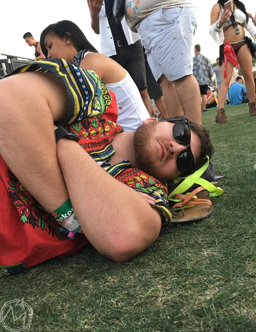 naps in the sun!