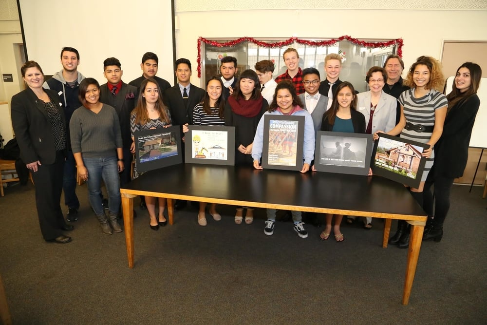 Pasadena High School's Graphic Communications Academy