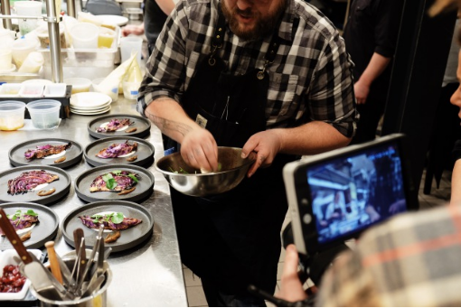 MN Original: Chef Erick Harcey is the First Chef Featured in the Emmy Award Winning Series