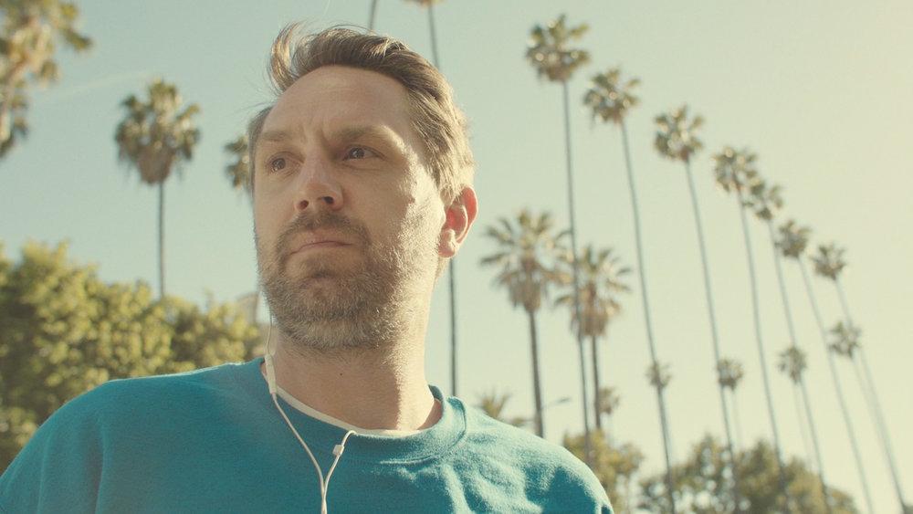 "Jordan Rennick as Charlie. "" Relax, bro. """