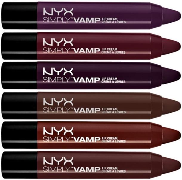 NYX Simply Vamp Lip Cream