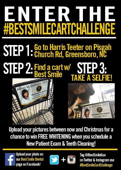 Best Smile Cart Challenge