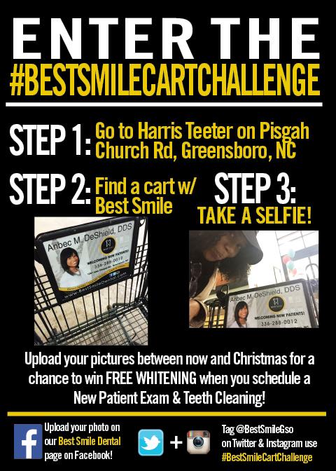 Best Smile Cart Challenge