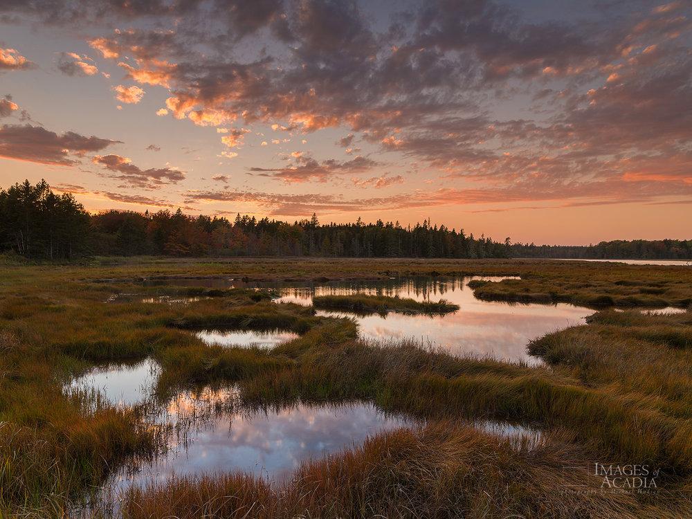 Sunrise at Little Hunters Head