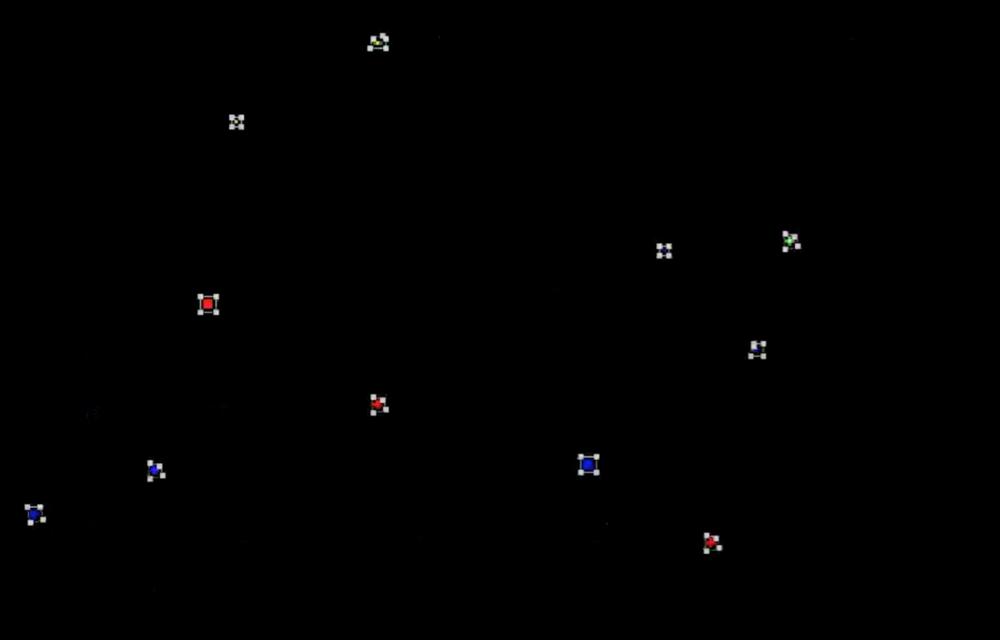 Damaged Pixels Selected