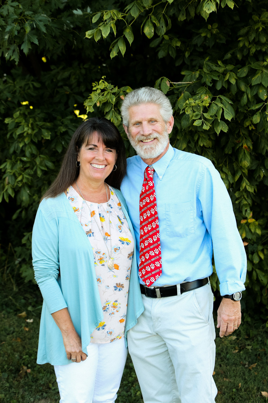 Jim & Anjie Cain