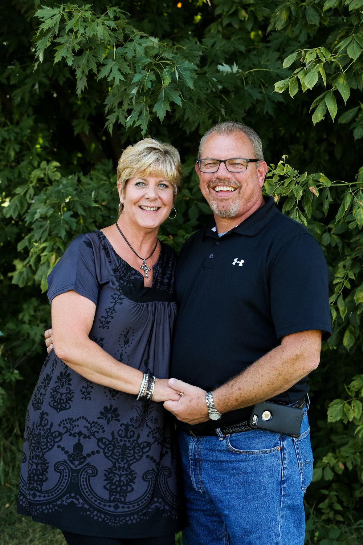 Bob & Lori White