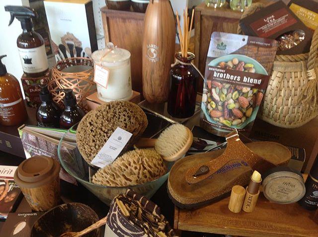 Brown is beautiful ✨  #supportlocalbusiness #shoplocal #shopnow #brownisbeautiful #glasshouse #murchisonhume #birkenstock #food #meeka #natural #inspiration #books #food #snacks #love #newcastle