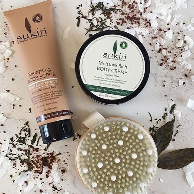 @sukinskincare 🌿 Revitalising body pack $24.99 Back in store 🍃  #love #sukinskincare #sukin #bodycare #skincare #hydrate #revitalise #moisture #lookafteryourself #shopnow #shoplocal
